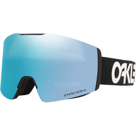 Oakley Fall Line XM Lunettes de ski, factory pilot black/prizm snow sapphire